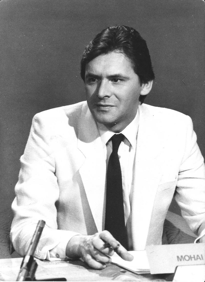 Mohai Gábor 1979-ben.