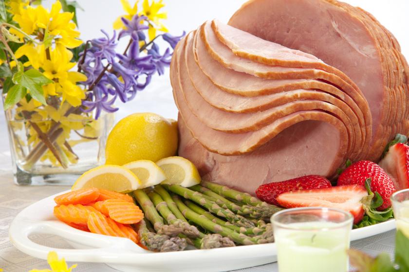 Így lesz tökéletes és nagyon finom a húsvéti sonka: a legfontosabb szabályok