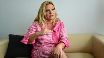 Liptai Claudia szeptemberben átesett a Covidon, de még vannak tünetei