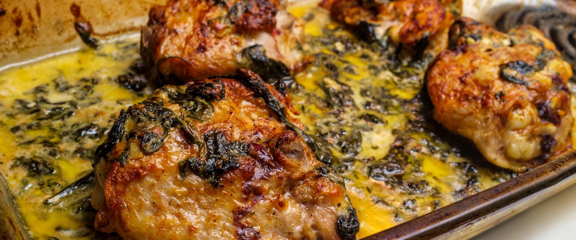 fehérborral sült csirke cover