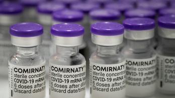 Közel másfélmillió Pfizer-BioNTech-vakcina érkezett már Magyarországra