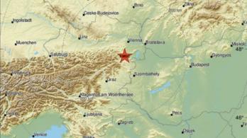 Földrengést éreztek Sopronban