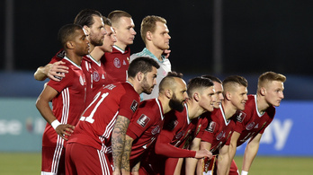 Három helyet javított a magyar válogatott a FIFA-világranglistán