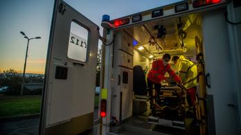 A motorosok 90 százaléka a mentősöknek adta a pénzt