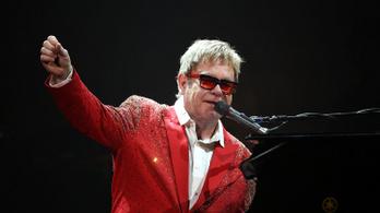 Furcsa páros: közös dalon dolgozik Elton John és a Metallica