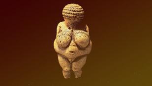 Szexedukációs eszköz lehetett a willendorfi vénusz – állítják a kutatók