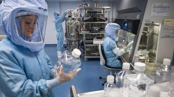 Zöld utat kapott az Európai Gyógyszerügynökségtől a BioNTech új gyára
