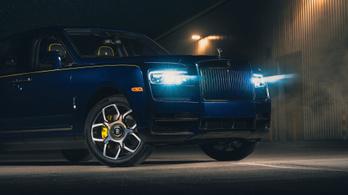 Ilyen szerénytelen a Google-alelnök Rolls-Royce Cullinanja