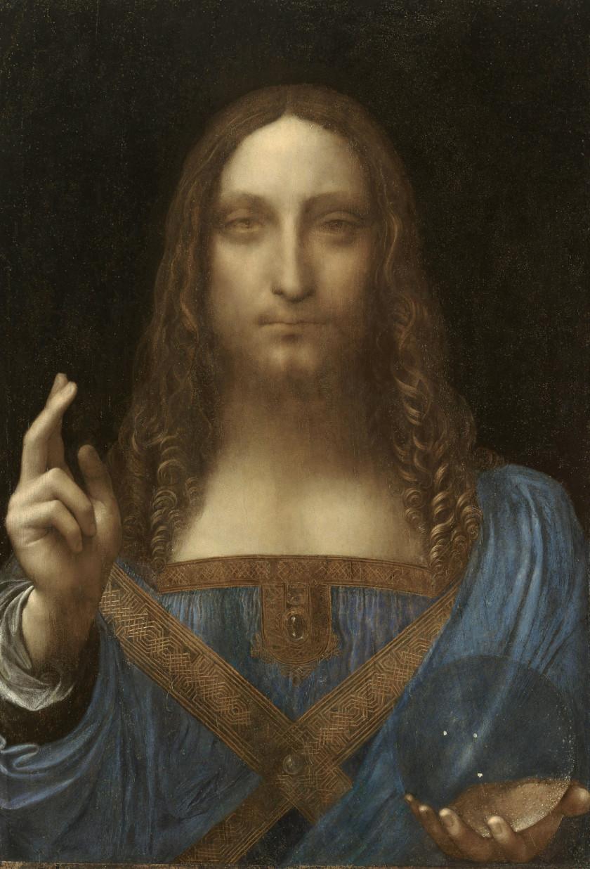 Ki festette ezt a képet Jézusról?