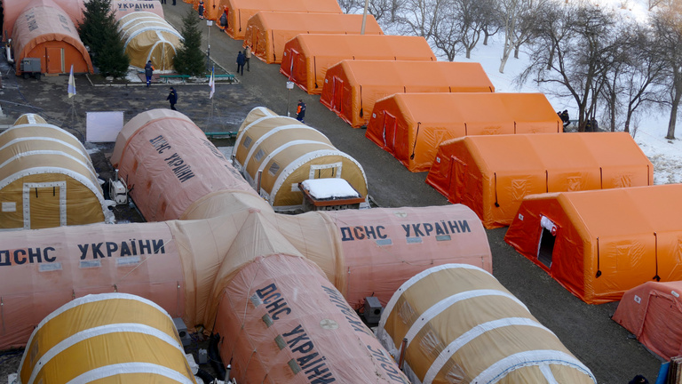 Covid–19 Ukrajnában: tragikus trend