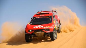 Utcai változat épül a Prodrive Dakar gépéből