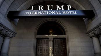 Trump szállodáit törölték a luxus utazási iroda kínálatából