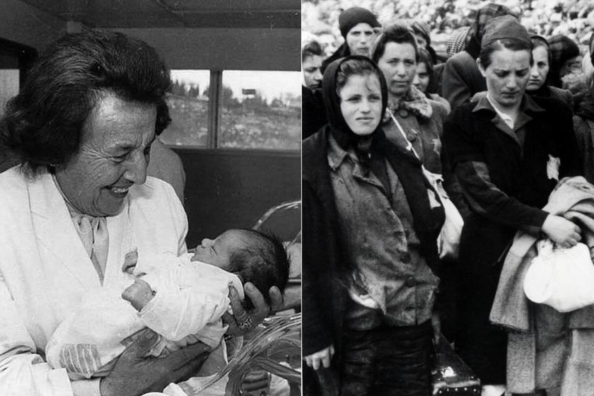 A Máramarosszigeten született, Auschwitzba deportált nőgyógyász a saját életét kockáztatta.