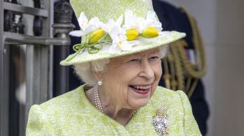 II. Erzsébet idén először elhagyta a palotát