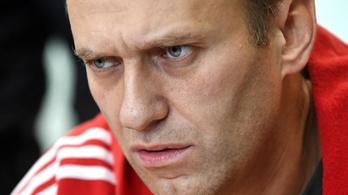 Éhségsztrájkba kezdett Navalnij