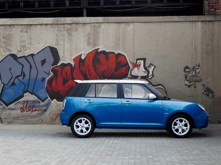 Lifan 320 - ...Mini