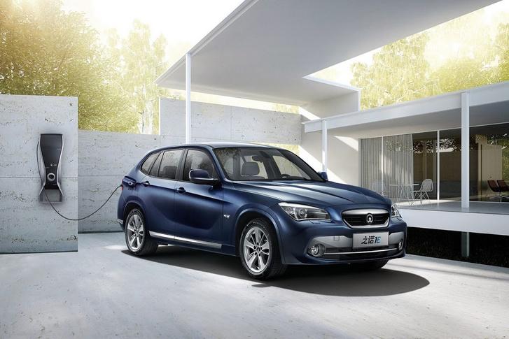 Nem minden másolat, vol. 2: Zinoro E1 a BMW X1 hivatalos klónja