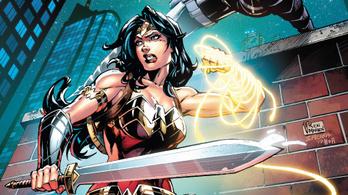 A kötözős szex, a poligráf és az alkotó szeretője ihlette Wonder Womant