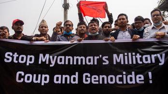 Példátlan polgárháború veszélyére figyelmeztet Mianmarban az ENSZ-különmegbízott