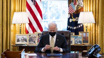 Kétezer milliárdos fejlesztési csomagot jelentett be Joe Biden