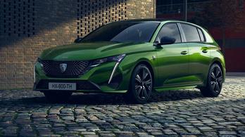 Peugeot 308-asból és Opel Astrából is lesz elektromos változat