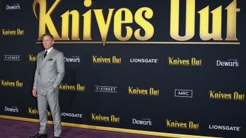 Daniel Craig is visszatér a Tőrbe ejtve folytatásában