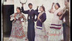 Ezt látta egy utazó az 1900-as évek elején Európában