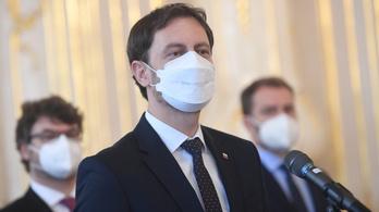 Eduard Heger az új szlovák miniszterelnök