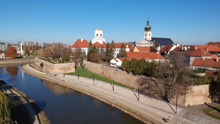 Idén 750 éve város a keresztény Európa védőbástyája, Győr