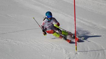Nem a gyávák sportja az alpesi sí