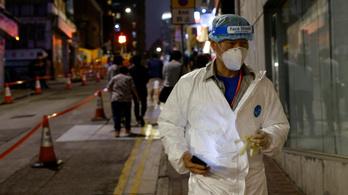 Hongkong feloldotta a Pfizer-vakcina használatának felfüggesztését