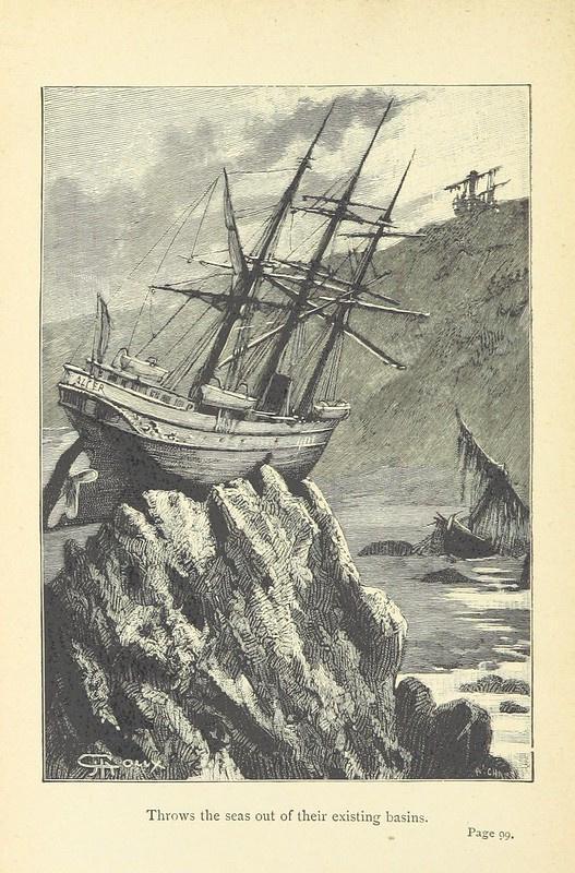 Részlet Jules Verne Világfelfordulás című regényéből.