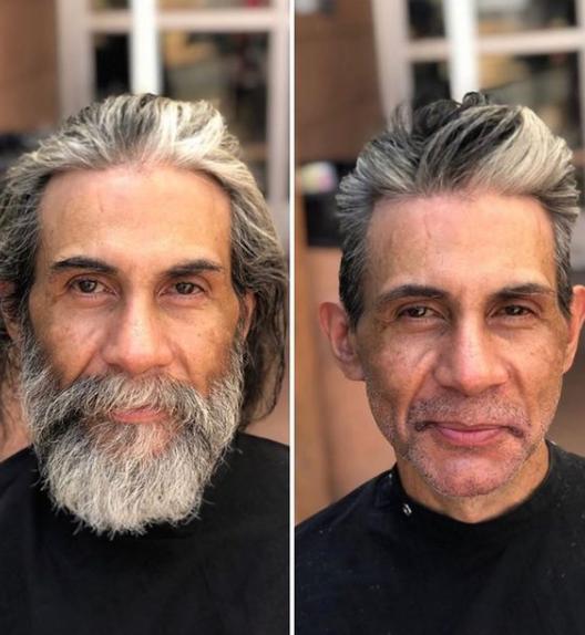 Dario tv-show-kban dolgozott szövegíróként és grafikusként. Az elmúlt tíz évben elvesztette szüleit, lakótársát, majd kirúgták az albérletéből. Új frizurájával teljesen átalakult, és reméli, hamarosan az élete is megváltozik.