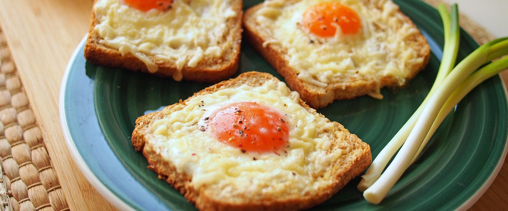 tojásostoast