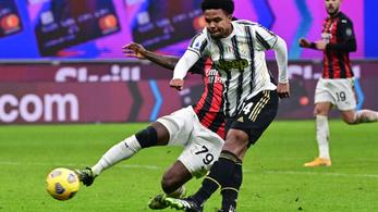 Házibuli miatt büntették meg Juventus három futballistáját