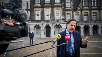 Hazugsággal vádolják a holland miniszterelnököt, bizalmi szavazást indítottak ellene