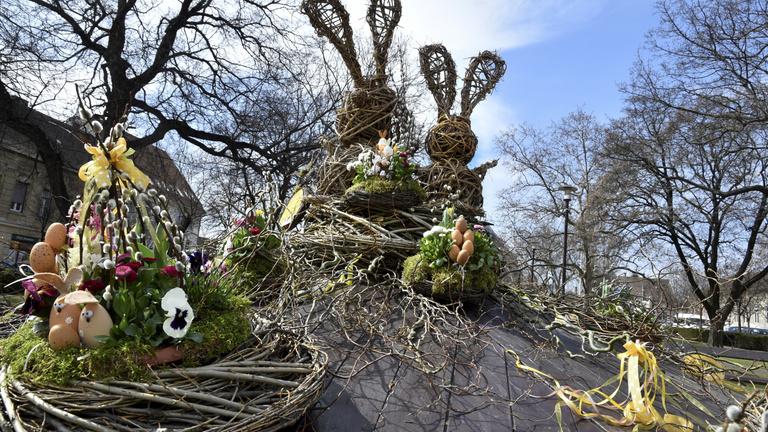 Mi köze a nyúlnak a húsvéthoz?