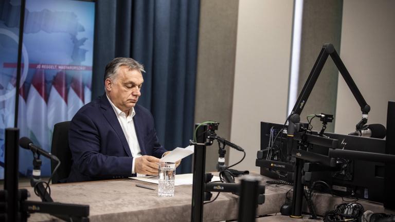 Orbán Viktor: Április 13-án lehet meg a több mint 3 millió oltott