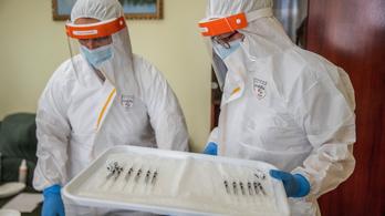 Szolidaritási vakcinákat kapnak rászoruló uniós országok