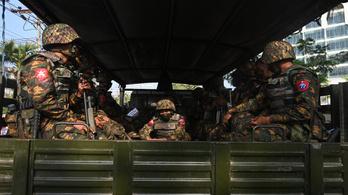 Az ENSZ Biztonsági Tanácsa önkorlátozásra szólította fel a mianmari hadsereget