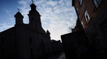 Saját temploma van a volt ukrán igazságügyi miniszternek