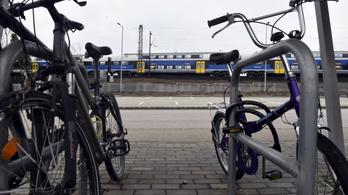 Indulhat a bringás- és P+R parkolók fejlesztése Budapesten