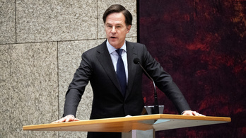 Holland bizalmatlansági indítvány: Rutte nyert is, meg veszített is