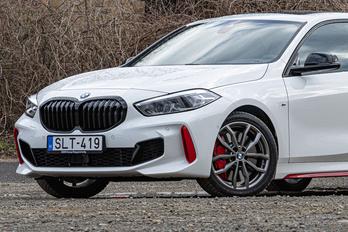 BMW 1 2019