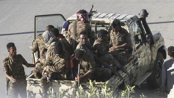 Háborús fegyverként használják a nemi erőszakot Etiópiában
