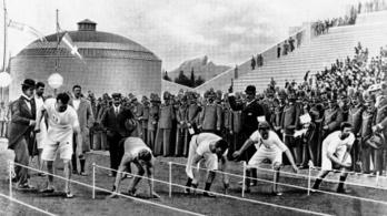 Ma 125 éve volt az első újkori olimpia megnyitója