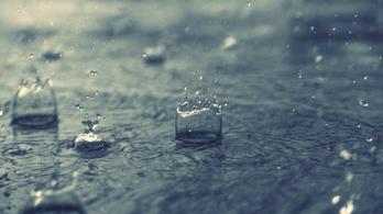 Eső, zápor, zivatar, de ne ezért maradjanak otthon