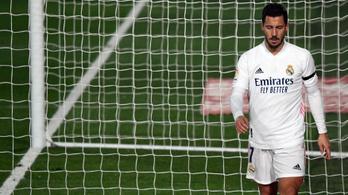 Zidane: A Realnak nincs terve Hazard-ral kapcsolatban