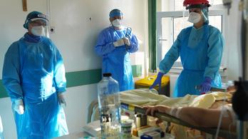 Román orvos: kevés pénz jut a Covid-betegek élelmezésére