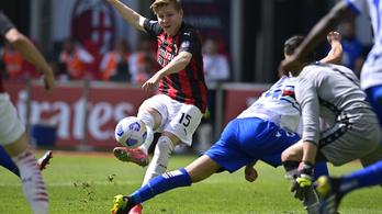 Az Inter kihasználta a riválisok botlását